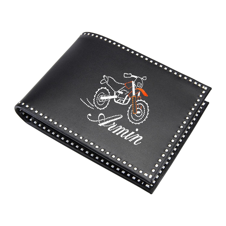 Sarner Geldtasche mit Motocross