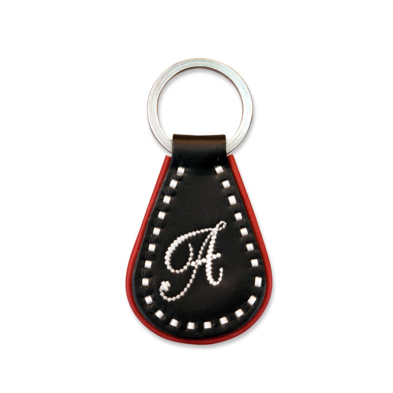 Schlüsselanhänger mit Initiale